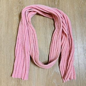 🎉5 for $25🎉 Pink Chenille Scarf